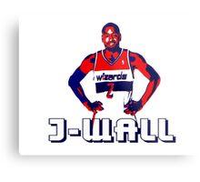 J-WALL Stencil Design Metal Print
