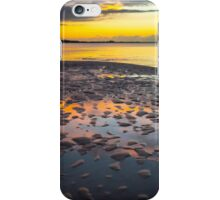 Sand Patterns Aglow iPhone Case/Skin
