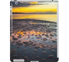 Sand Patterns Aglow iPad Case/Skin