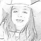 'Lil Cowgirl by HillbillyDlux