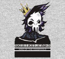 SKULLKID JONES: king of the cesspools by frooglekade