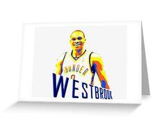 Westbrook Stencil Design Greeting Card