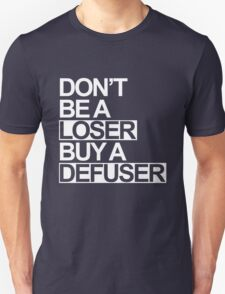 First rule of playing CT's Unisex T-Shirt
