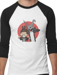Donnie And Frank #2 Men's Baseball ¾ T-Shirt