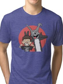 Donnie And Frank #2 Tri-blend T-Shirt