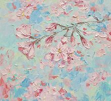 Yoshino Cherry Blossoms No. 2 by Ann Marie Coolick