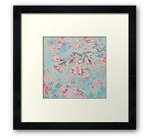 Yoshino Cherry Blossoms No. 2 Framed Print