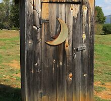 Outhouse by virginian