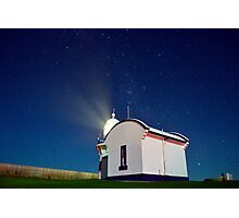 Crowdy Head Lighthouse - The Milky Way Photographic Print
