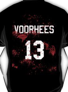 Jason Voorhees Jersey T-Shirt
