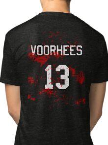 Jason Voorhees Jersey Tri-blend T-Shirt