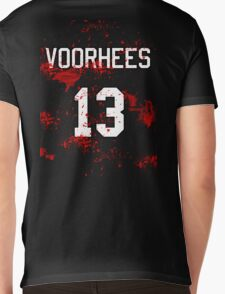 Jason Voorhees Jersey Mens V-Neck T-Shirt