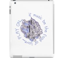 Play On! iPad Case/Skin