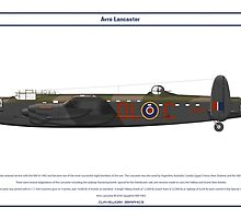 Lancaster GB 83 Squadron 1 by Claveworks