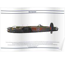 Lancaster GB 103 Squadron 1 Poster