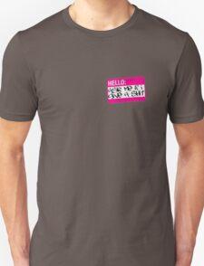 shit pink T-Shirt
