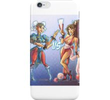 Capcom VS SNK iPhone Case/Skin