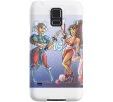 Capcom VS SNK Samsung Galaxy Case/Skin