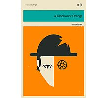 CLOCKWORK ORANGE Photographic Print