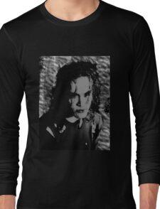 the crow Long Sleeve T-Shirt