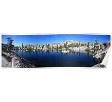 Channel Lake in Desolation Wilderness Poster