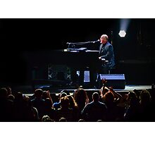 Billy Joel  Photographic Print
