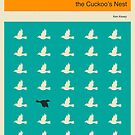 ONE FLEW OVER THE CUCKOOS NEST by JazzberryBlue