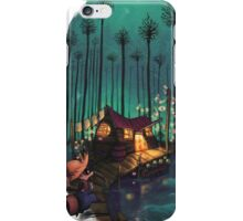 Swamp music iPhone Case/Skin