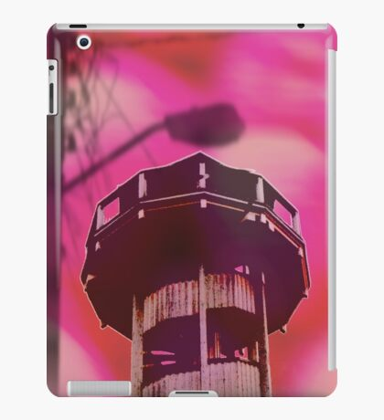 Psychedelic Tower iPad Case/Skin