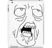 This one time iPad Case/Skin