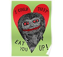 Eat You Up Poster