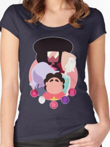 Gems Women's Fitted Scoop T-Shirt