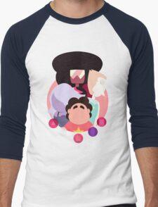 Gems Men's Baseball ¾ T-Shirt