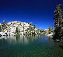 Desolation Lake in Desolation Wilderness by Christophe Testi