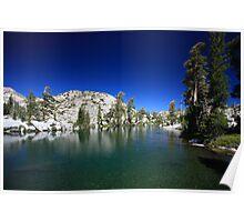 Desolation Lake in Desolation Wilderness Poster