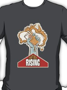 Craft Beer Rising T-Shirt T-Shirt