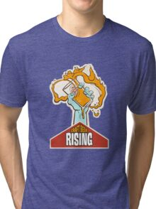 Craft Beer Rising T-Shirt Tri-blend T-Shirt