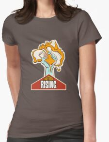 Craft Beer Rising T-Shirt Womens Fitted T-Shirt