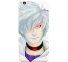 Kaworu Nagisa iPhone Case/Skin