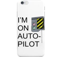 I'm On Auto-Pilot (MechJeb) - KSP iPhone Case/Skin