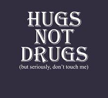 Hugs Not Drugs, White T-Shirt