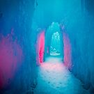 Ice Cave by Sam Scholes