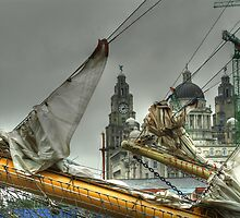 Tall Ships' Race: Liverpool 2008 -1 by PhotogeniquE IPA