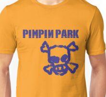 Pimpin' Park - Da Skulls Krew Unisex T-Shirt