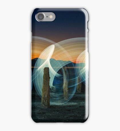 Seashell Like Forms iPhone Case/Skin