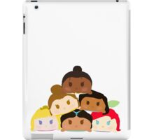 Princess Tsum Tsum Pile iPad Case/Skin