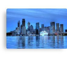 Metropolis - Sydney, New South Wales, Australia Canvas Print