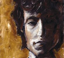 i know, ma, i know, i may never be Bob Dylan.... by Caroline Stirling