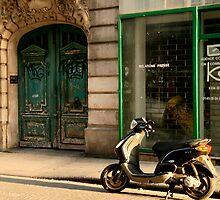 Rue Greneta by jayview