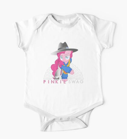 pinkie swag One Piece - Short Sleeve